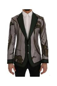 Floral Slim Fit Blazer Jacket