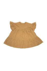 Daily Dress Heavy Jersey Ocre