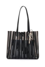 N008 SHOPPING PLISSE BAG