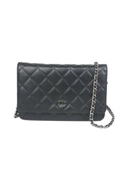 Pre-owned Wallet on Chain Bag