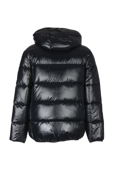 Sortie Black Down Jacket Save The Duck Vestes d'hiver hPqby