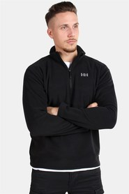 Helly Hansen Daybreaker 1/2 zip fleece Trøje Black