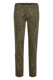 LotteCR Printed Twill Pants - Coco Fit BCI