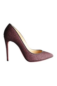 Lace Pigalle Pumps