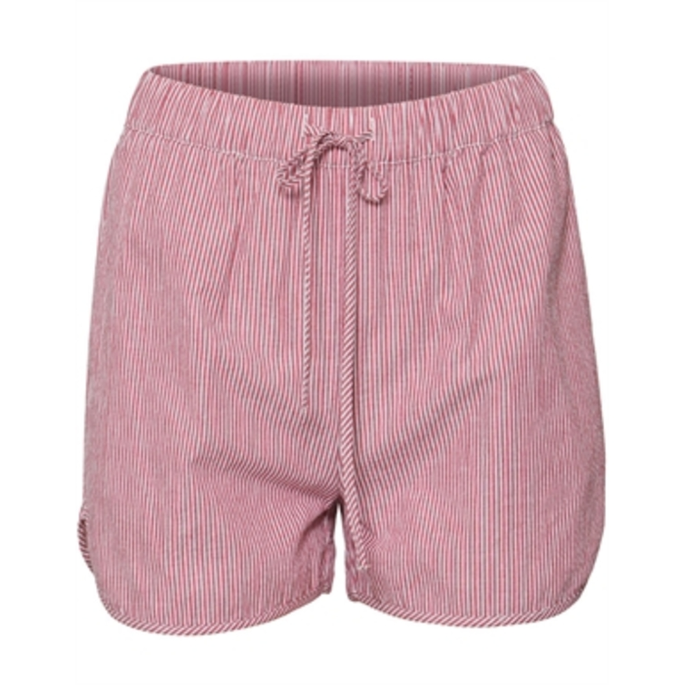 Sia Shorts Red Striped