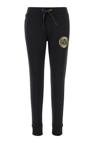 Trousers made of cotton jersey
