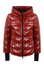 LACQUE DOWN JACKET
