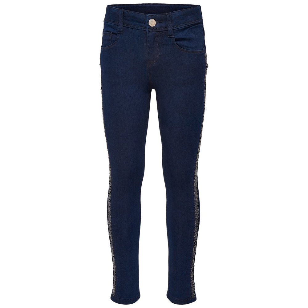 Skinny fit jeans KIDS ONLY Sasha sequin panel