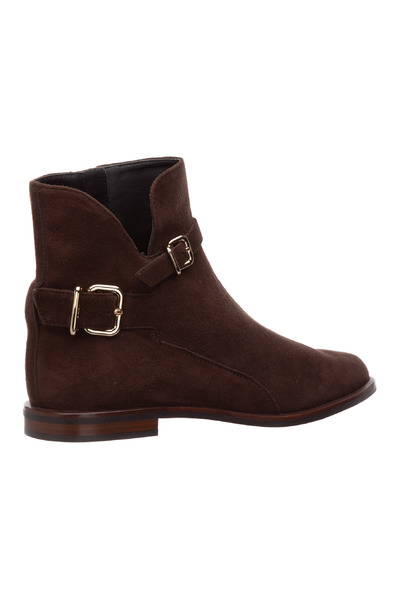 Brown Suede Ankle Boots | Tod's Botki