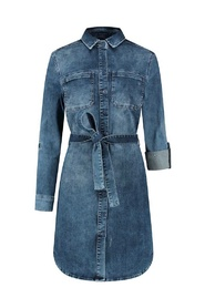 sammy dress p-form denim SS211.022164 D65