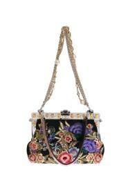 VANDA Floral Crystal Bag