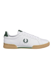 men's shoes leather trainers sneakers b722