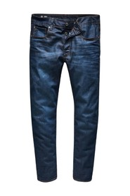 Jeans 3301 straight fit dark aged (51002-4639-89N)