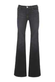 LONG FLARED JEANS