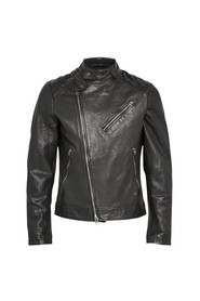 BIKER SUtasI LEATHER JACKET