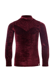 Looxs girls Top Rood