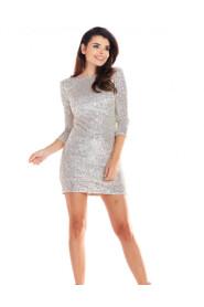 Sukienka mini A346