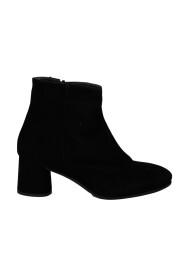 Roberto d'Angelo schoenen enkellaarzen Zwart