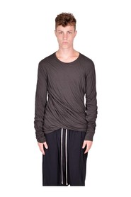 DOUBLE LAYERED LONG SLEEVE T-SHIRT