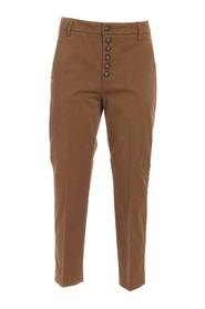 Trousers dp576rs0041dptddd 028