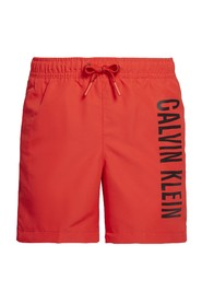 CALVIN KLEIN B70B700202 MEDIUM DRAWSTRING swimsuit  sea and pool Boy RED