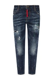 'Cool Girl Cropped Jean' jeans