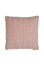 Cushion cover in dusty pink