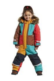 Björnen Multi Colour Kid's Coverall