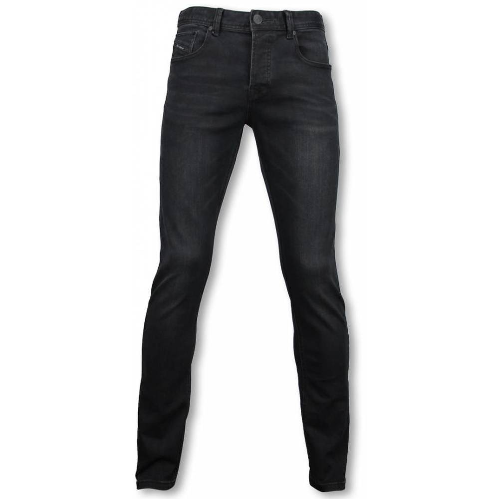 Regular Fit Casual 5 Pocket Jeans