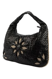 Flower Hobo Bag
