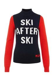 Anna Knitted Ski Sweater