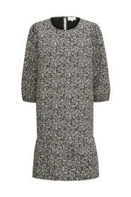 Mavis quilted kjole