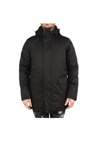 Slim Fit Parka