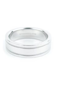 Platinum Ring Metal PT950