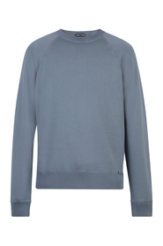 relaxed fit sweatshirt