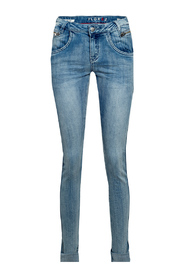 Percy jeans striped back