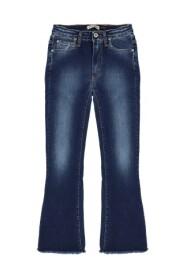 Longcut Rå Edge Oslo Jeans
