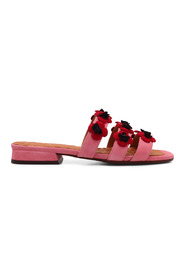 Tecun Leather Flat Shoes