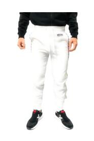 Pantalone in felpa A4314 con banda laterale E21MO40