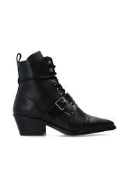 'Katy' leather ankle boots