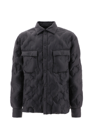 Padded And Quilted Shirt