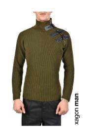 """""""Half Zip"""" sweater"""