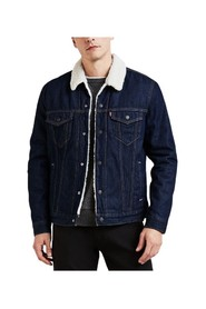 Rockridge sherpa trucker jacket