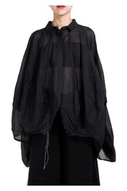 Draping Long Shirt