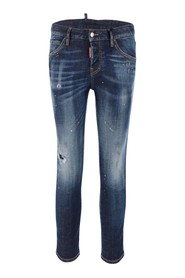 Cool Girl jeans in stretch denim