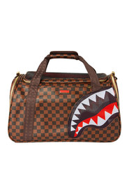 Sharks in Paris Duffle Bag
