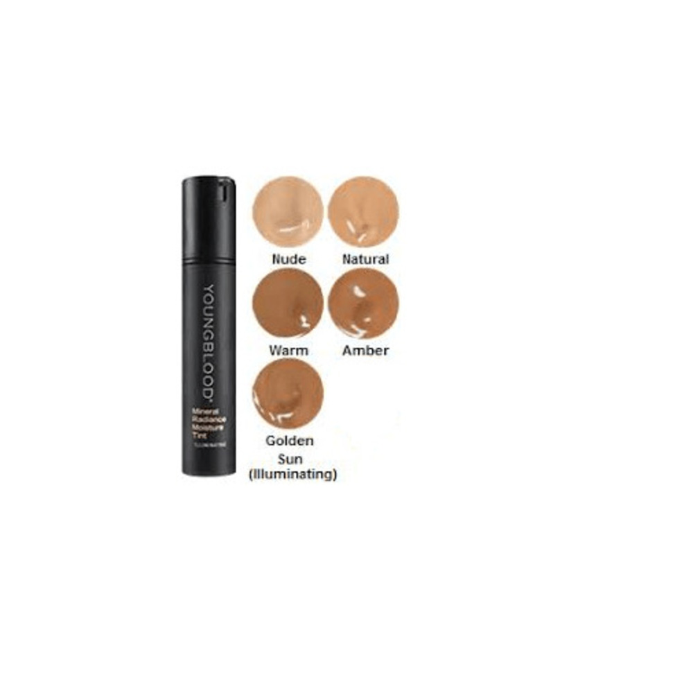 Mineral Radiance Tinted Moisturizer Tint Natural 30ml