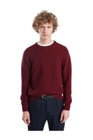 Merino Textured Knit Jumper