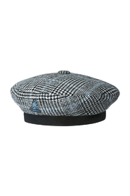 HAT MAN SHOW YOUR TEETH BERET K4304HT