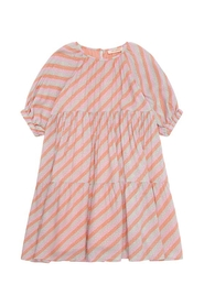 Dewkist AOP Candystripe Honesty Dress